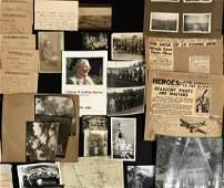 Captain Godfrey Buxton WW1 & WW2 Photos & Letters