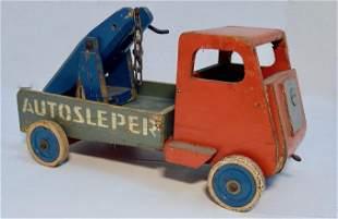 ADO KO VERZUU AutoSleper Tow Truck, c.1935