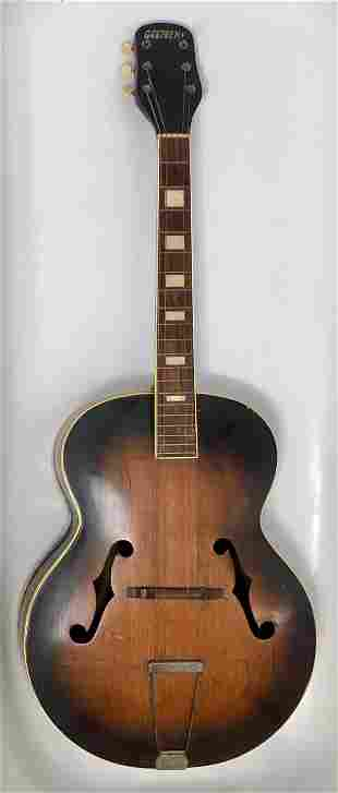 Vintage Gretsch Acoustic Guitar