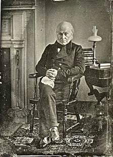 John Quincy Adams Metropolitan Museum File Photograph