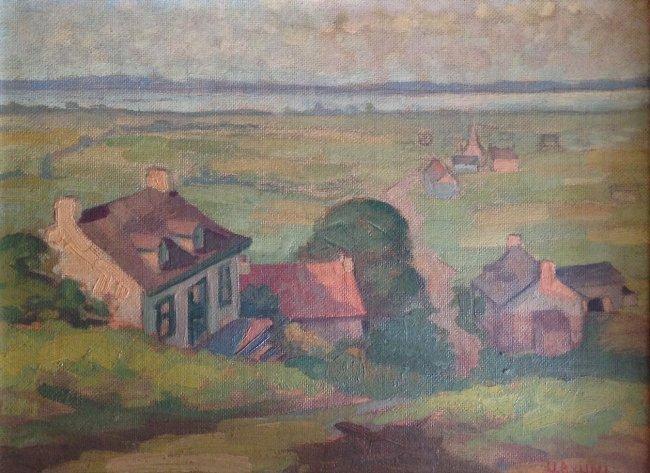 Bruni, Umberto Rca (Canadian, 1914-)