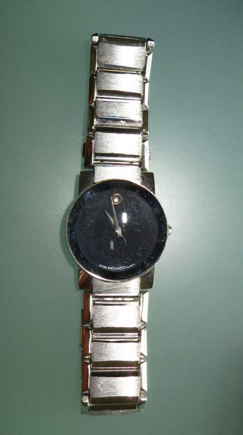 Movado Men's Swiss Wristwatch, Museum Dial