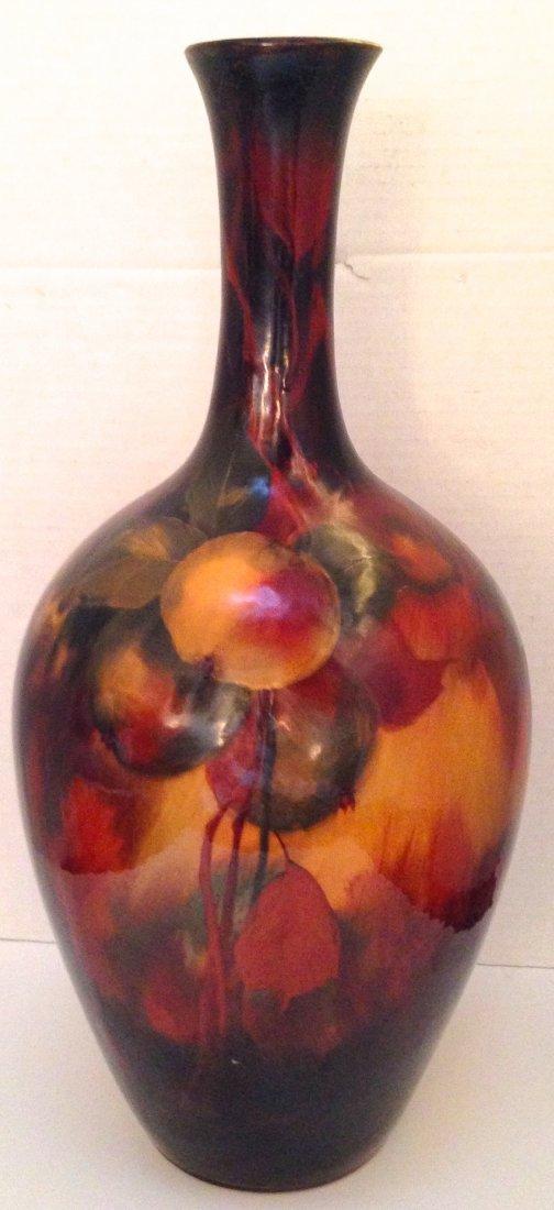 """Weller Aurelian Vase, 20.8"""" inches"""