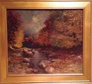 Naomi Duckman Lorne (American 1902-1964), Landscape