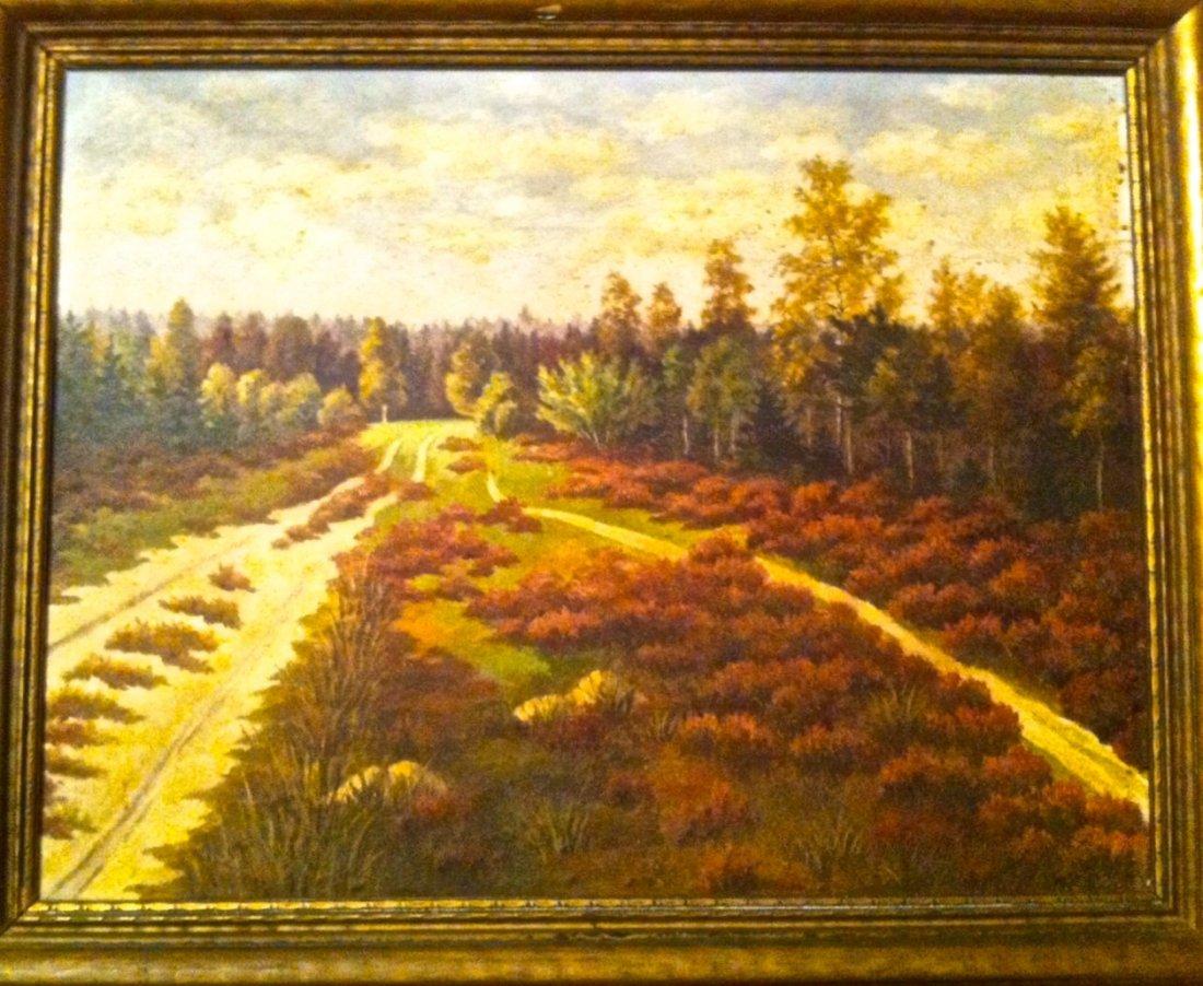 California Landscape Painting, Marius Schmidt