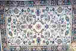 Semi-Antique Persian Rug 6'x 9'