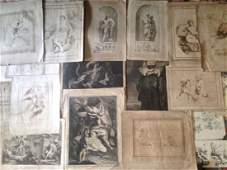 A Large Collection of Old Master Prints 50