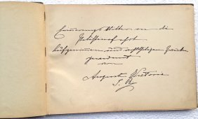 "Anschutz, Ottomar ""emperor Trip To The Orient"" 1898"