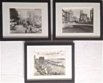 F S Savastino New York City Photographs 1900s