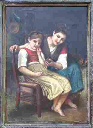Ferdinand Von Stoopendaal (Swedish, b.1850)