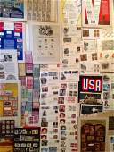Large Estate Collection of American Stamps