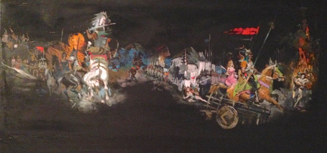 Robert Maguire (American,1921-2005) Cover Art 1957