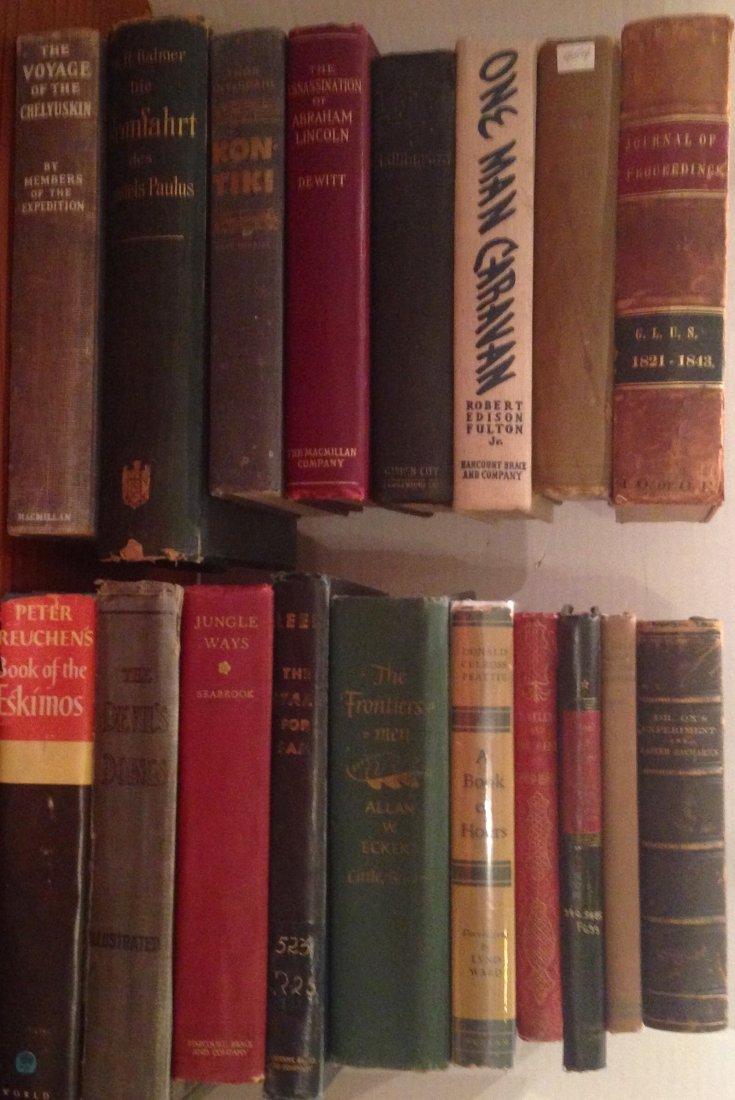 Antiquarian Estate Book Collection (18 )