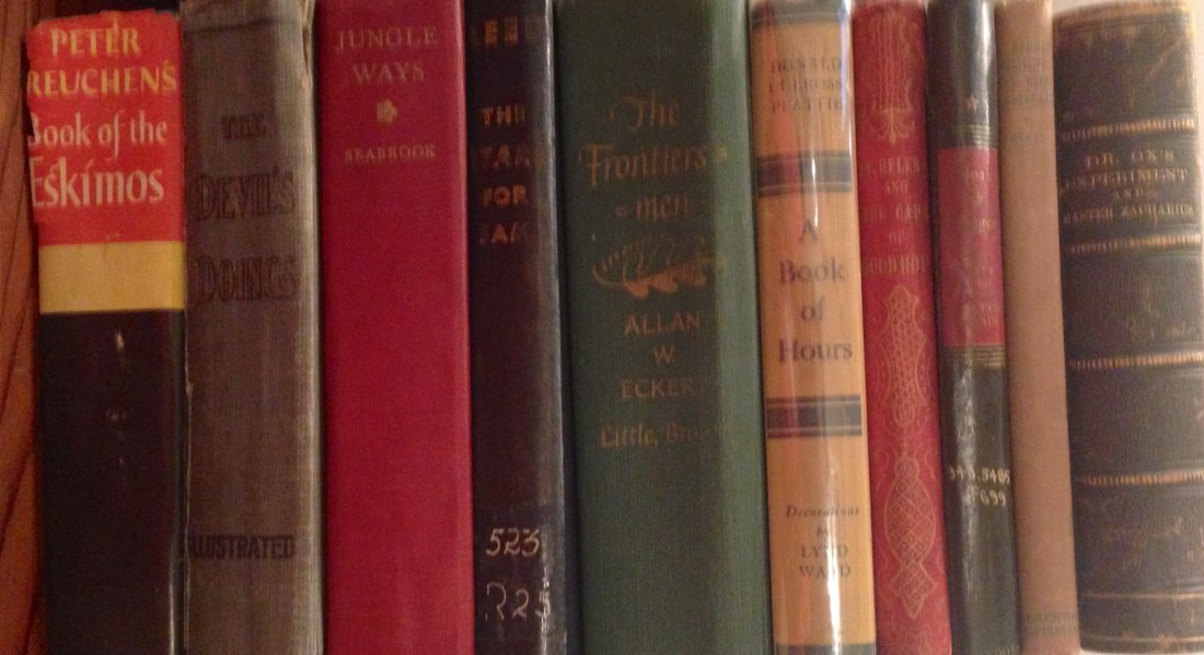 Antiquarian Estate Book Collection (18 ) - 4