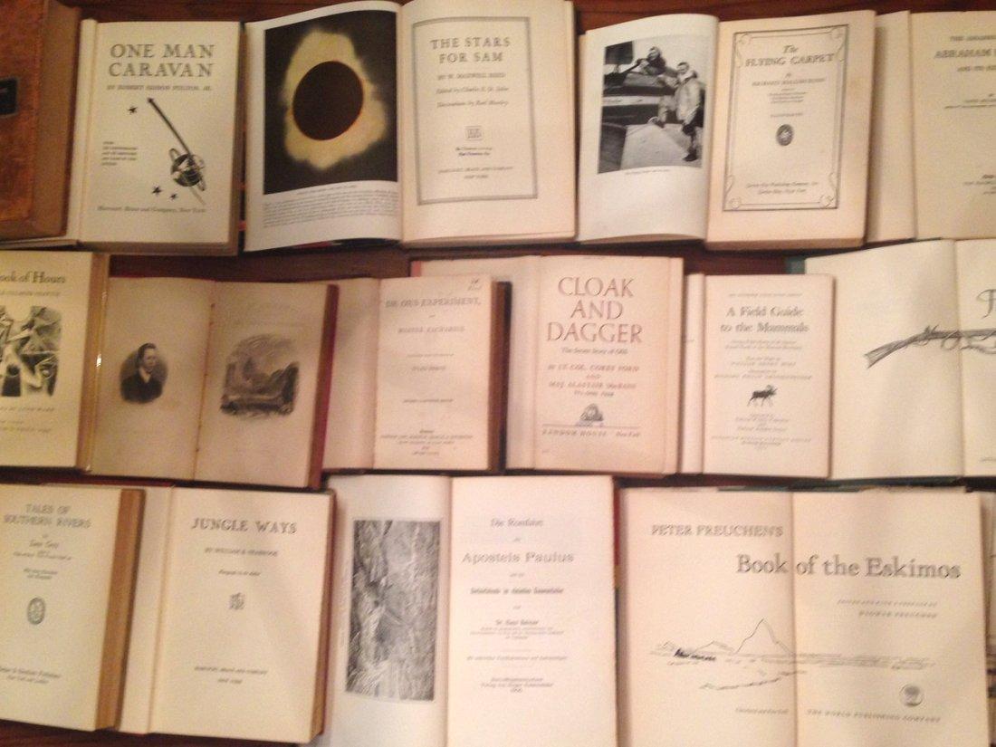 Antiquarian Estate Book Collection (18 ) - 6