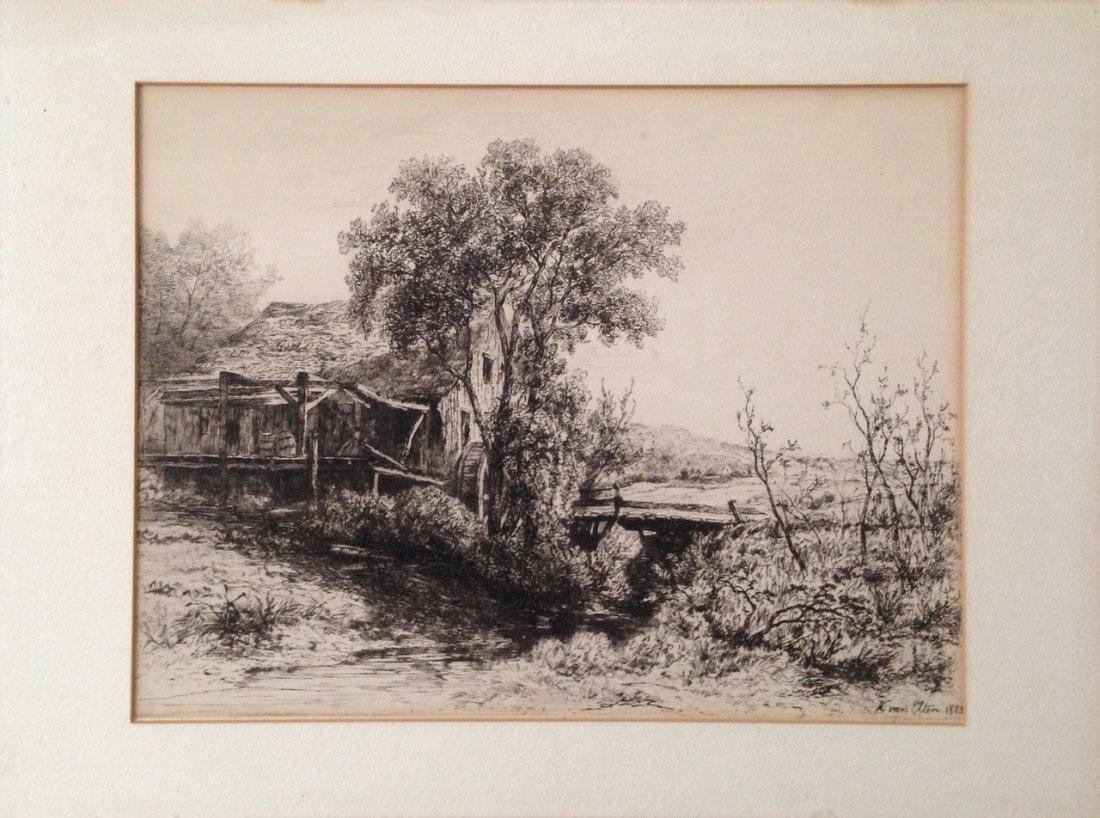 Kruseman Van Elten (Dutch, b.1829-1904)