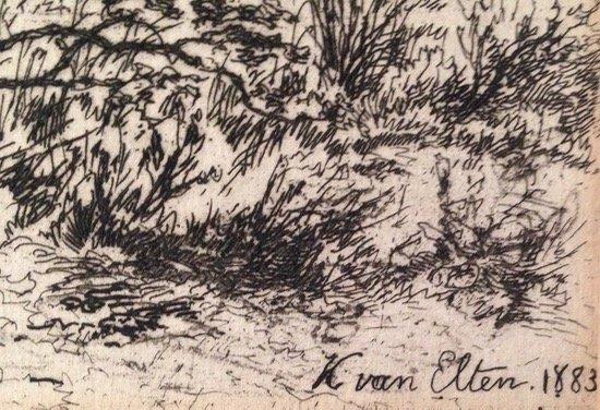 Kruseman Van Elten (Dutch, b.1829-1904) - 3
