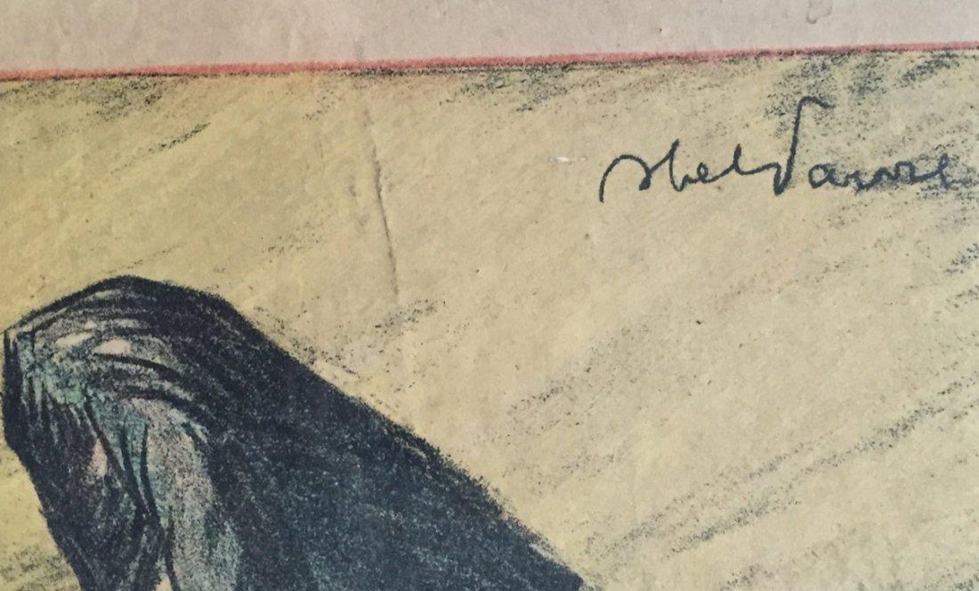 Jules-Abel Faivre Ww1 Propaganda Poster 1918 - 3