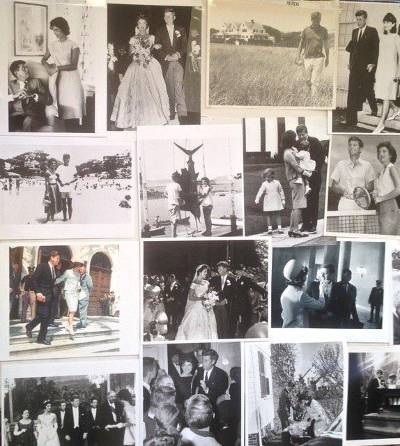 President John F. Kennedy & Jackie Photographs, 1960's