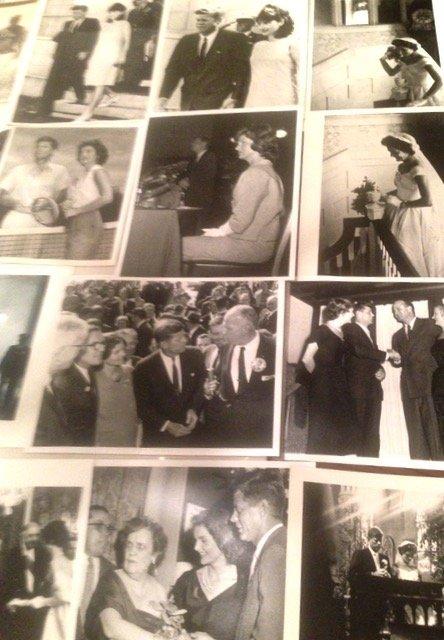 President John F. Kennedy & Jackie Photographs, 1960's - 4