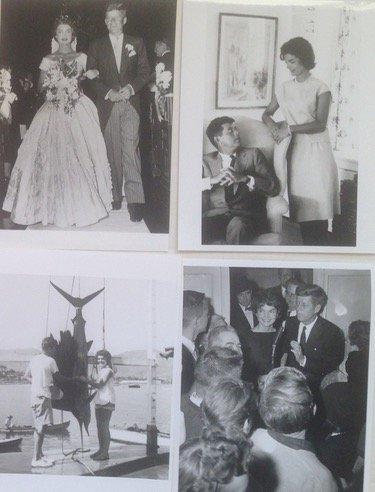 President John F. Kennedy & Jackie Photographs, 1960's - 5