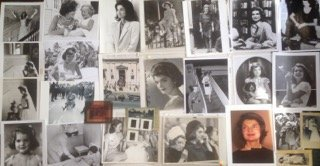 Jacqueline Kennedy & Children Photograph Collection