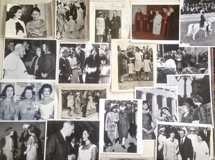Kennedy Era Photographs, Jackie & World Leaders