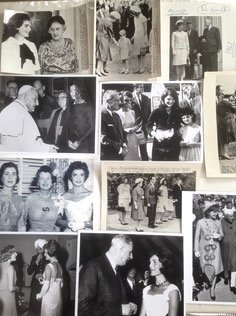 Kennedy Era Photographs, Jackie & World Leaders - 2