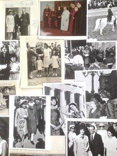 Kennedy Era Photographs, Jackie & World Leaders - 3