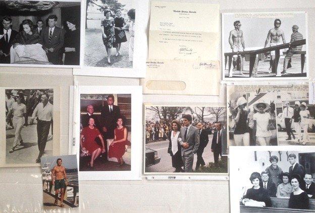 President Kennedy Family  Photographs & Autographs