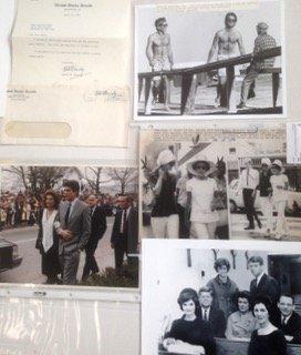 President Kennedy Family  Photographs & Autographs - 2