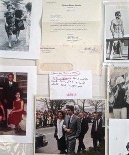President Kennedy Family  Photographs & Autographs - 3