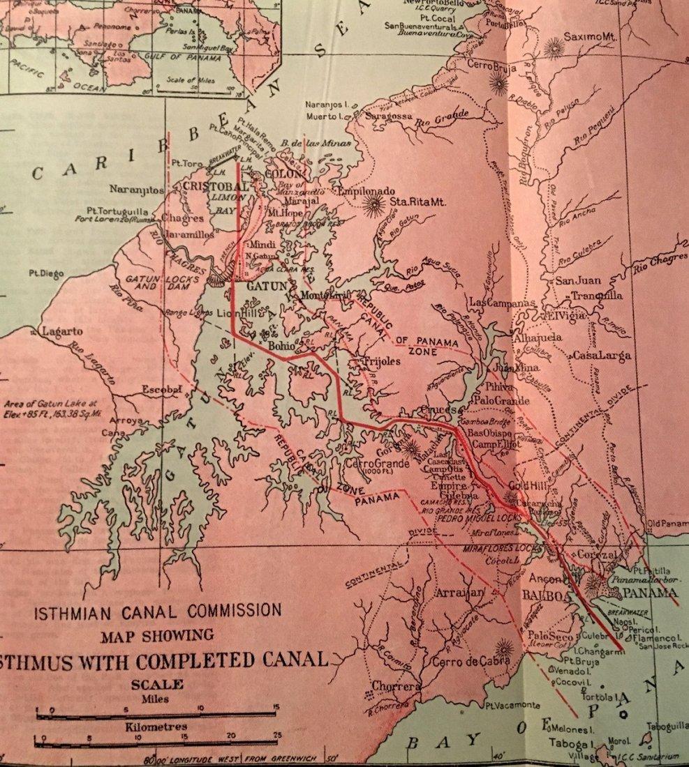 Antiquarian Books: Roosevelt, Panama & Civil War - 4
