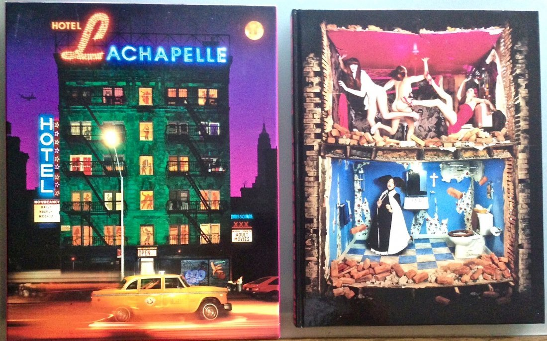 David LaChapelle Photography Book