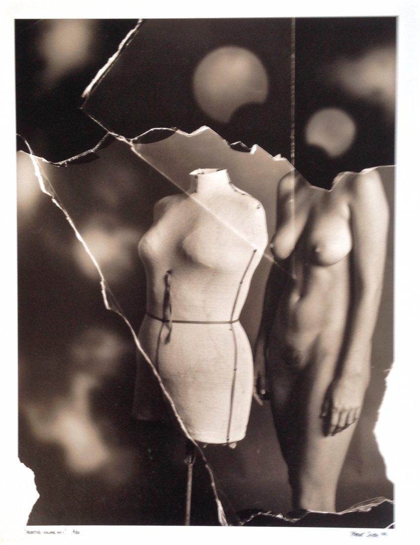 Victor Serbin Silver Gelatin Print - 2