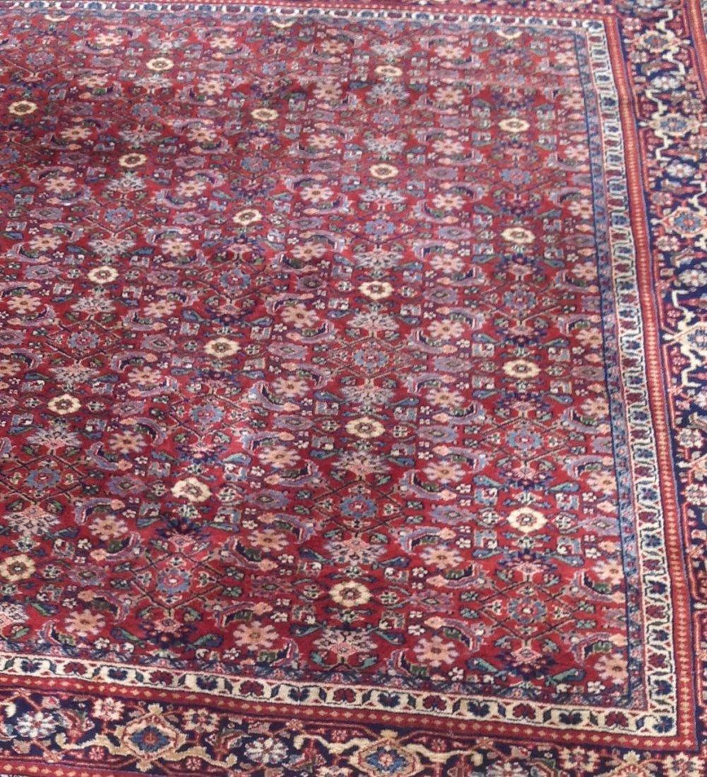 "Semi-Antique Persian Rug, Signed 5'9"" x 7' - 2"