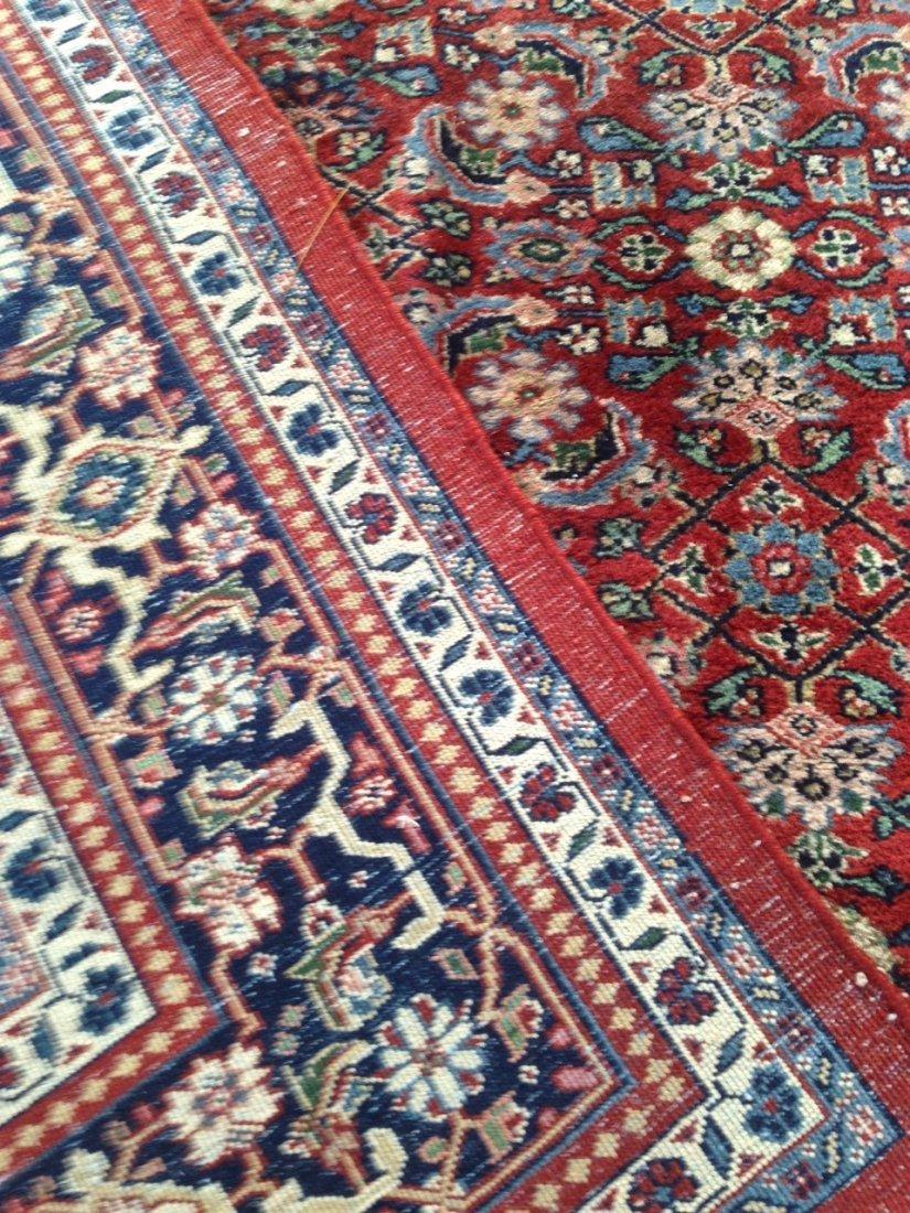 "Semi-Antique Persian Rug, Signed 5'9"" x 7' - 4"