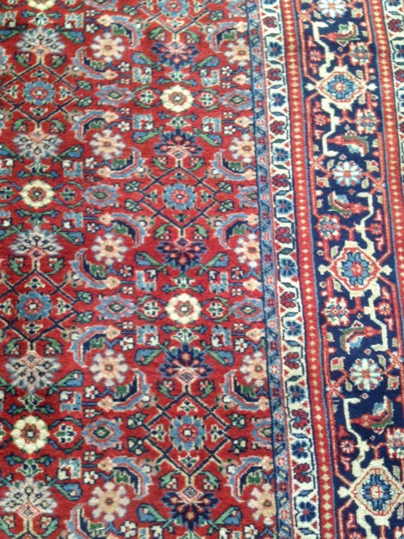 "Semi-Antique Persian Rug, Signed 5'9"" x 7' - 5"