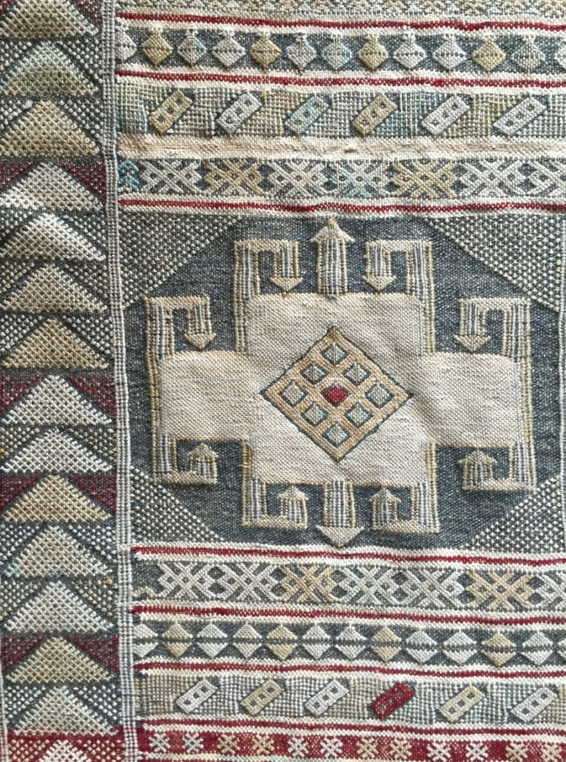 Moroccan Rug, 8' x 5' - 3