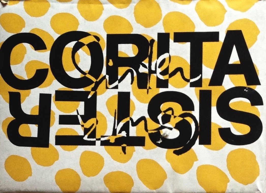 Pop Art Portfolio, Sister Corita Kent 1968