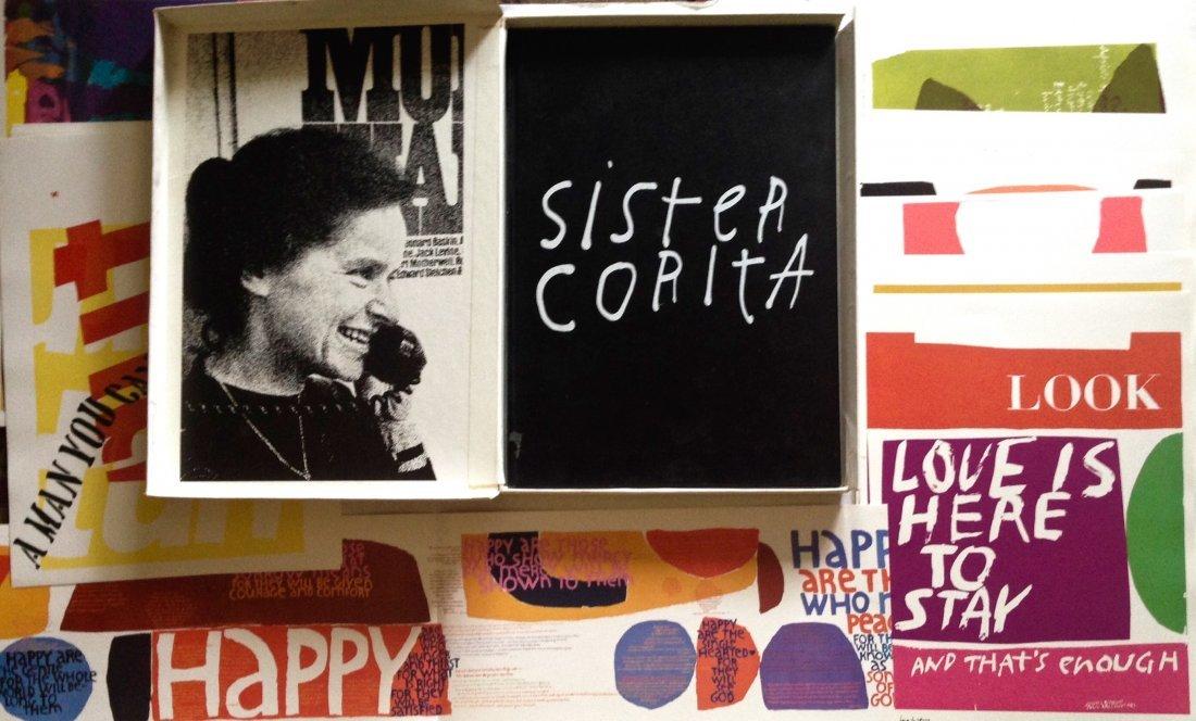 Pop Art Portfolio, Sister Corita Kent 1968 - 2