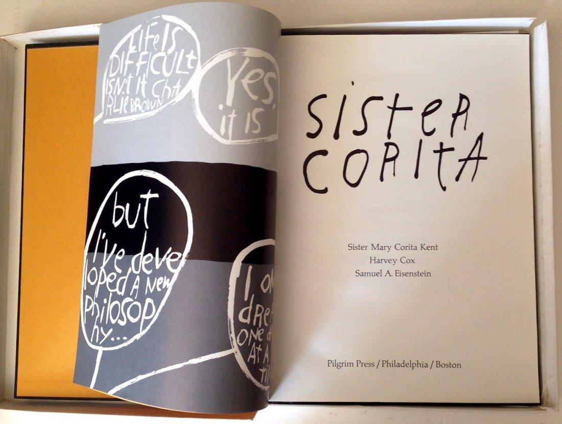 Pop Art Portfolio, Sister Corita Kent 1968 - 3