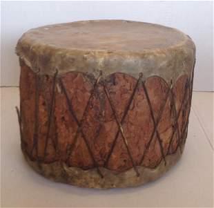 Native American Plains Indian Drum