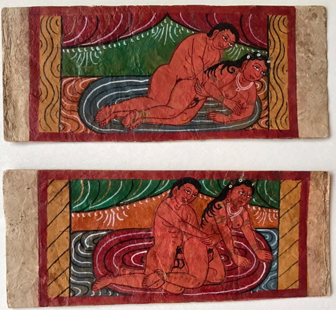 Persian art erotic