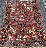 SemiAntique Persian Rug 83 x  59