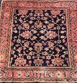 Semi-Antique Persian Rug, 7' x 7'