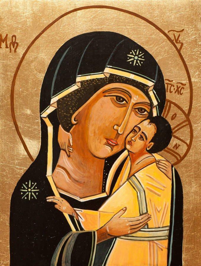 Mother of God / Matka Boża Nowogrodzka