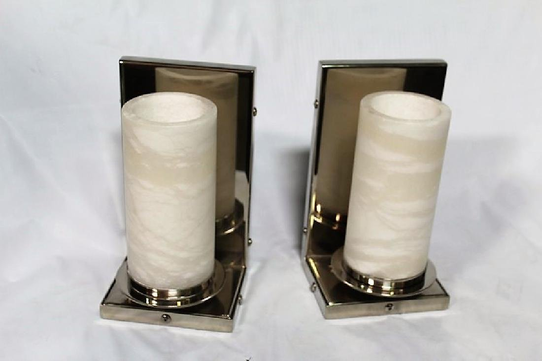 Art Deco Modern Sconces (Pair)