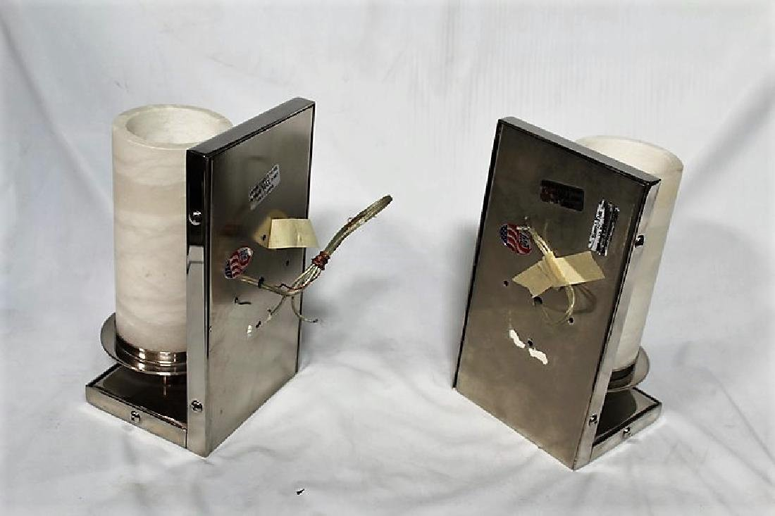 Art Deco Modern Sconces (Pair) - 4