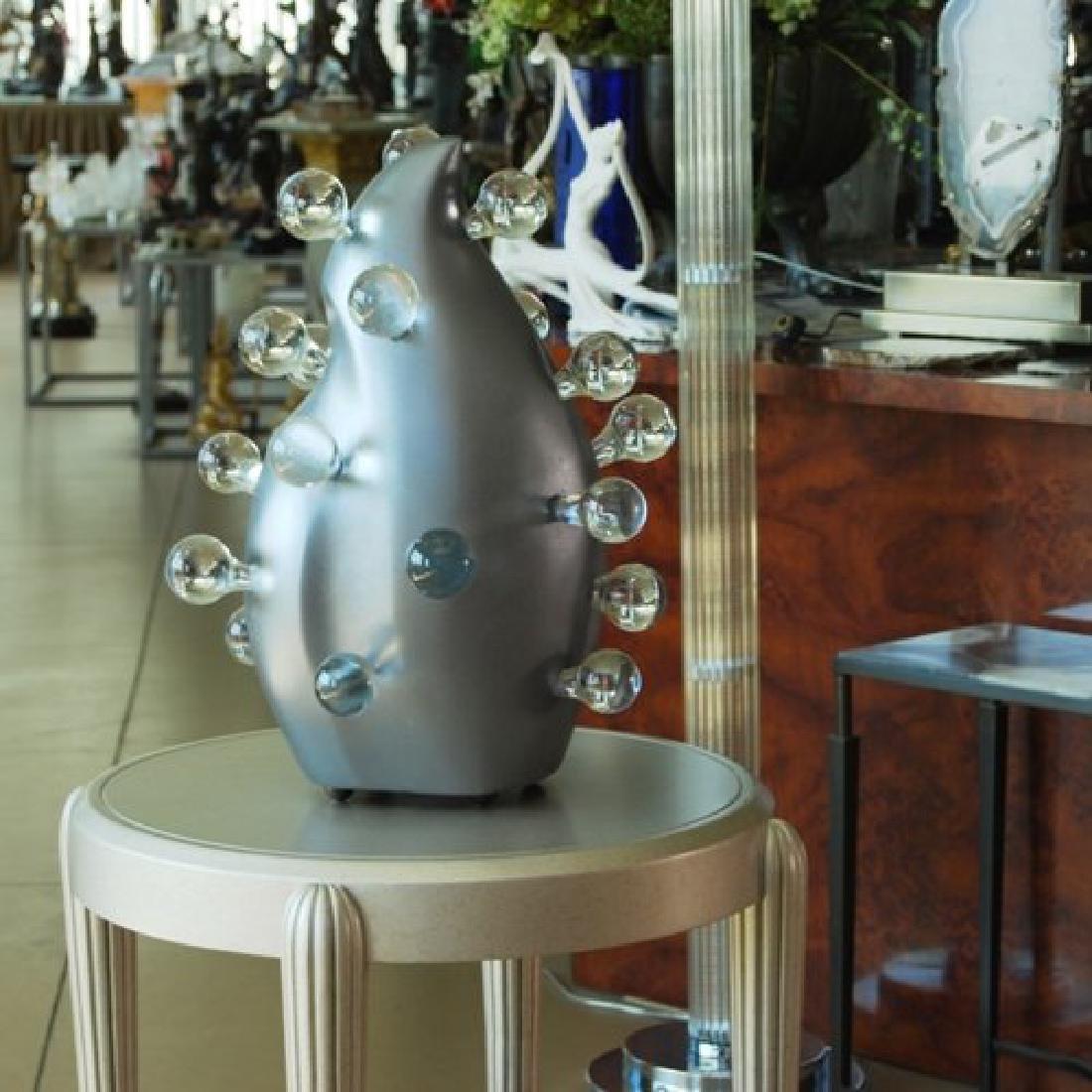 Art Deco/Modern Figural Lamp - 4